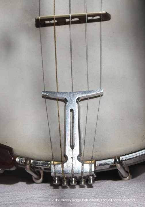 The Colby™ 5 String Banjo Tailipiece